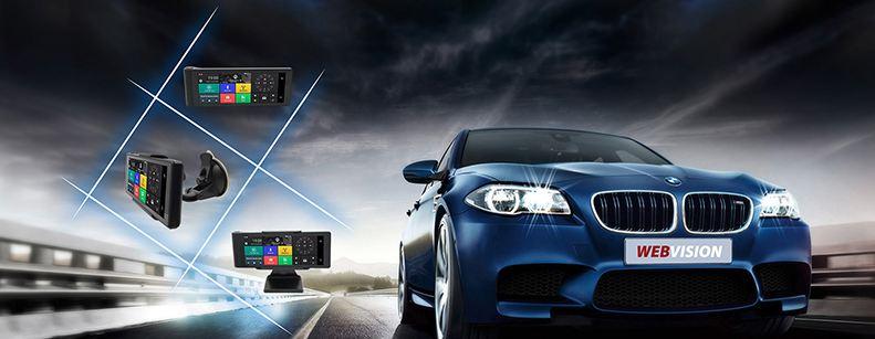 Camera hành trình Webvision A69